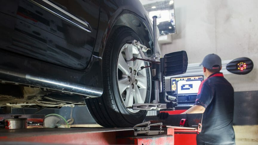 What are the benefits of wheel alignment? | Picking Tires
